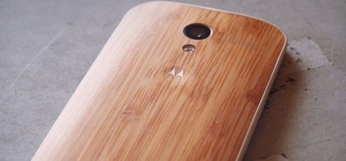Motorola-ն թողարկել է բամբուկե կաղապարով Moto X