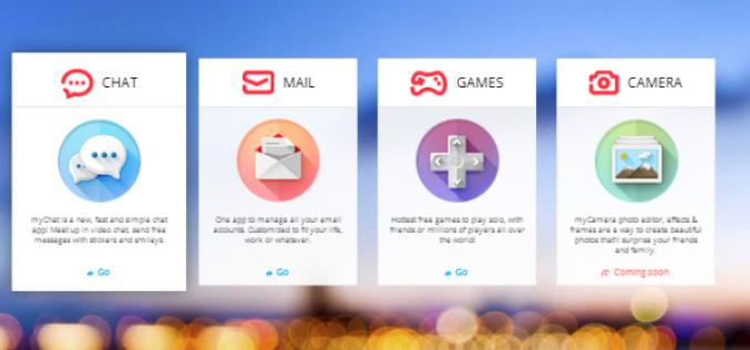 Mail.Ru-ն գործարկել է My.com սթարտափը