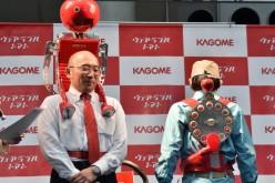 Ճապոնիայում ստեղծել են ռոբոտ, որն օգնում է վազելիս լոլիկ ուտել (տեսանյութ)