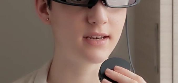 Sony-ի խելացի ակնոցները վաճառքի դուրս կգան մարտի 10-ին (տեսանյութ)