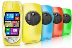Nokia-ի ապրիլմեկյան կատակը՝ 41 Մպ և Windows Phone 8 ՕՀ-ով 3310 մոդելը