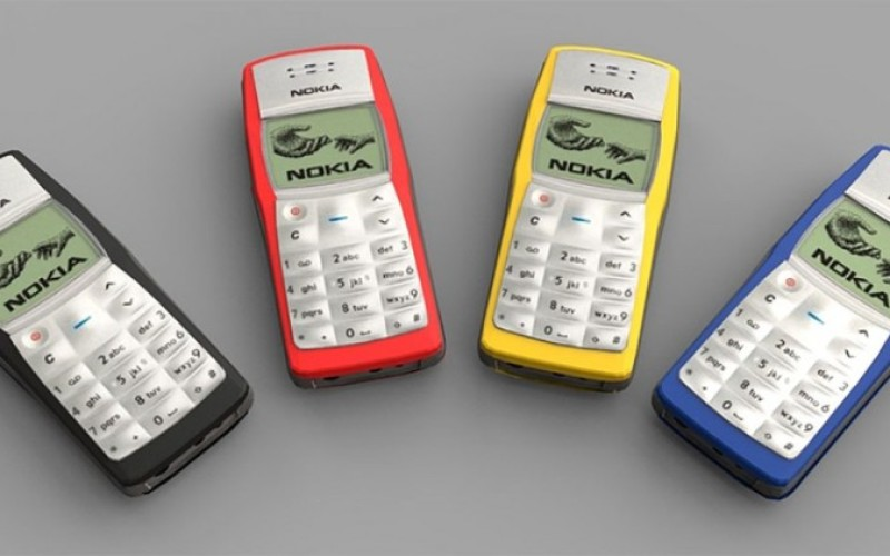 Nokia 1100՝ քառամիջուկ պրոցեսորով և Android 5.0-ով
