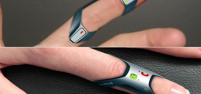 Nokia FIT «խելացի» մատանի՝ կրելի գաջեթ-սմարթֆոնի կոնցեպտ