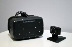 Oculus Rift` վիրտուալ իրականության ակնոց (CES 2014)