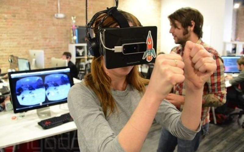 Samsung-ը Oculus-ի հետ միասին նախագծում է վիրտուալ սաղավարտ՝