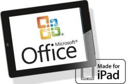 Microsoft-ը ներկայացրել է iPad-ի համար նախատեսված Office փաթեթը