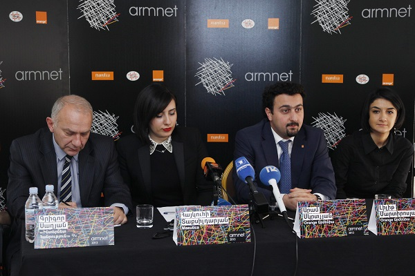 orange armenia armnet 2013