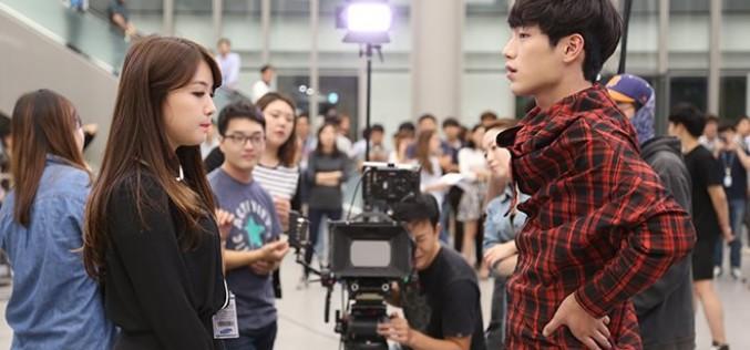 Samsung-ը կատակերգական սերիալ է նկարահանում իր աշխատակիցների մասին