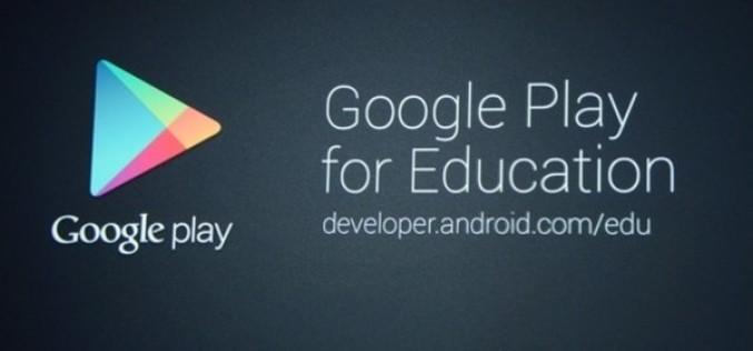 Google-ը թողարկել է կրթական հավելվածների օնլայն խանութ
