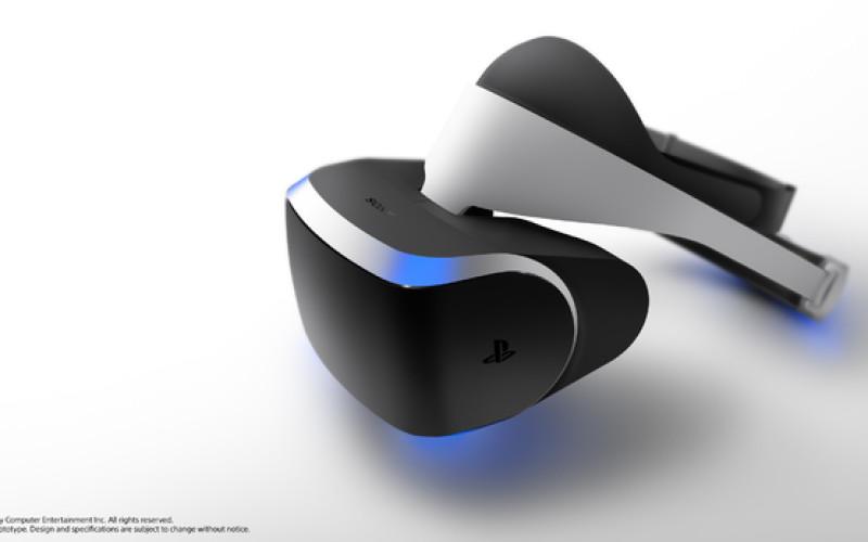 Sony-ն ներկայացրել է վիրտուալ իրականության ակնոց PlayStation 4-ի համար