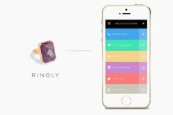 Ringly «խելացի» մատանին զգուշացնում է զանգերի մասին (վիդեո)