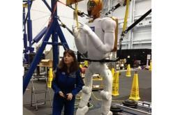 NASA-ն ցուցադրել է Robonaut հսկայական ռոբոտի նոր տարբերակը
