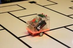 Կկայանա ռոբոտների համադպրոցական առաջին մրցույթը