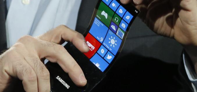 Samsung-ը 2014-ին կթողարկի ճկվող գաջեթներ