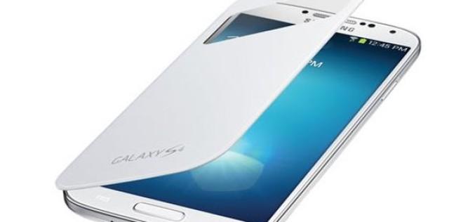 Թողարկվել է Galaxy S4-ն անլար լիցքավորմամբ ապահովող պատյան