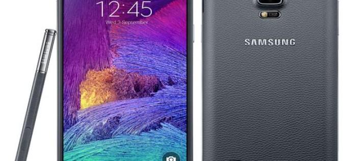 IFA 2014. Samsung-ը ներկայացրել է կորացած էկրանով Galaxy Note 4-ը