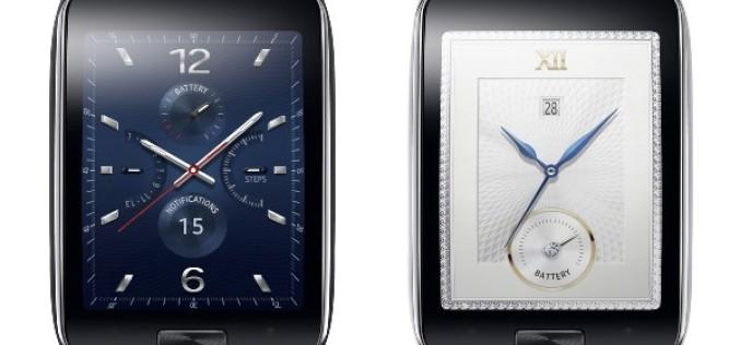 Samsung-ը ներկայացրել է Gear S խելացի ժամացույցը և Gear Circle աքսեսուարը