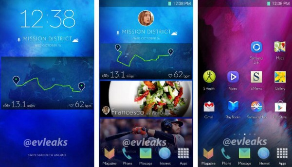 samsung-new interface