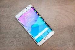 IFA 2014. Samsung Galaxy Note Edge` աջ կողմում կորացած էկրանով (վիդեո)