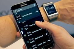 Samsung-ը մտադիր է ստեղծել ձեռքի ժամացույց-սմարթֆոն