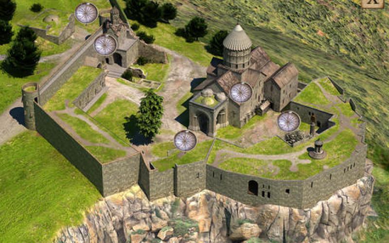 Դիջիթեք Էքսպո 2014. Հայաստանի վանքերն ու եկեղեցիները` 3D ձևաչափով (ֆոտո, վիդեո)