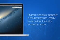Թողարկվել է Shazam ծրագրի Mac տարբերակը