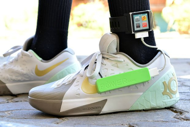 shoe charger