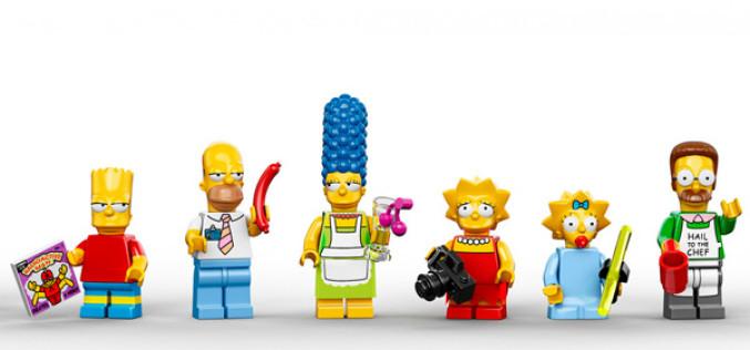 «Սիմփսոններ»-ը դարձել են Lego-ի նոր հերոսներ (ֆոտոշարք)