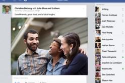 Facebook-ի iOS հավելվածը ստացել է նոր թարմացում