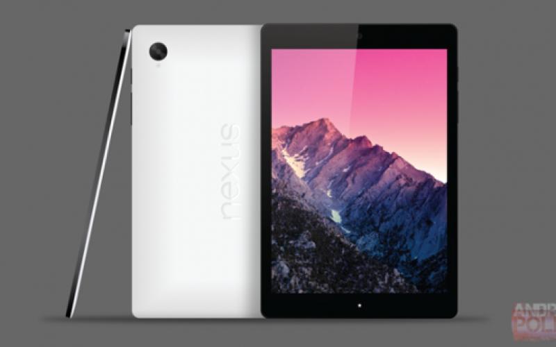 Google I/O կոնֆերանսին կներկայացվի Nexus 9 պլանշետը