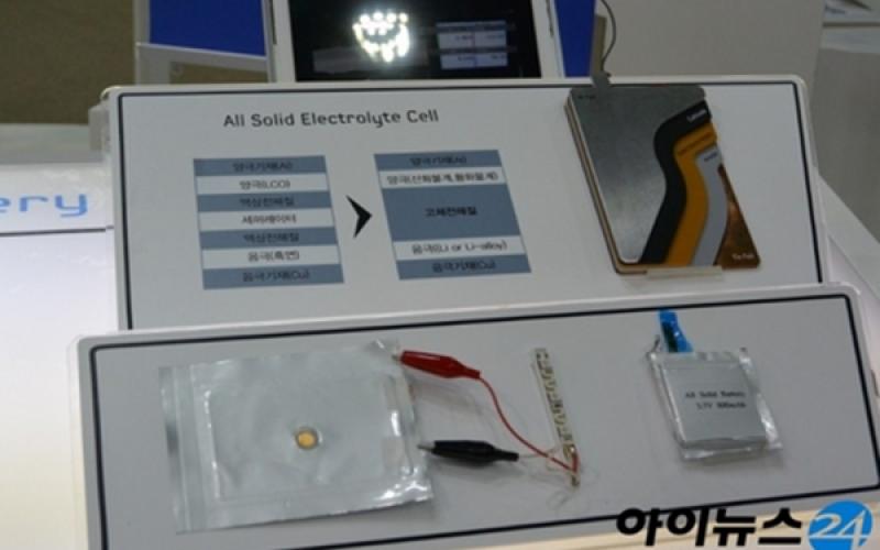 Samsung-ը ներկայացրել է պայթյունաանվտանգ ճկվող մարտկոց