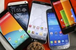 2013 տարվա լավագույն Android սմարթֆոնները