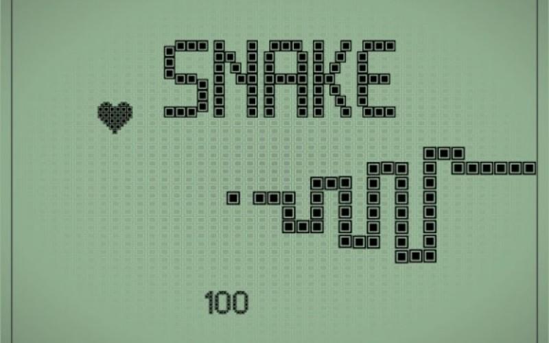 Nokia-ների բարի ու հին «Օձ» խաղը վերադառնում է iOS-ի տեսքով