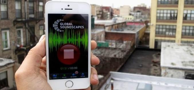 Գիտնականները կստեղծեն աշխարհի ձայնային քարտեզը