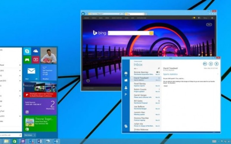 Հայտնի է Windows 9-ի նախնական տարբերակի թողարկման օրը