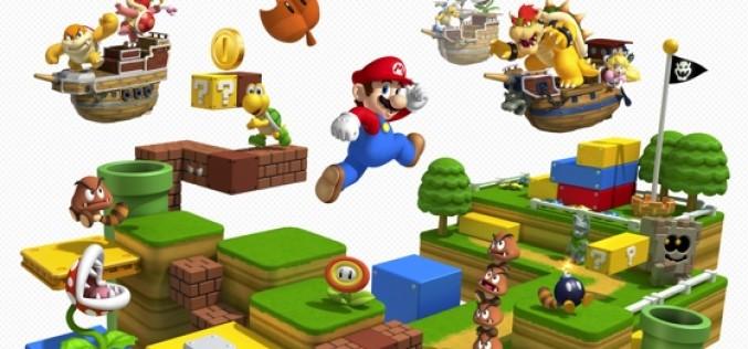 Super Mario խաղալը կարող է օգնել շիզոֆրենիայով հիվանդներին
