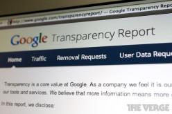 Google-ին կրկնակի շատ են դիմում երկների իշխանությունները