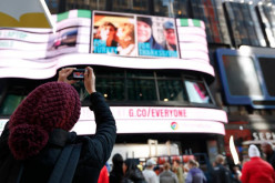 Google-ն սկսել է ԱՄՆ-ի ամենամեծ վահանակին գովազդ ցուցադրել (տեսանյութ)