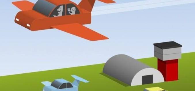 Toyota-ն հետաքրքրվում է թռչող ավտոմեքենաներով