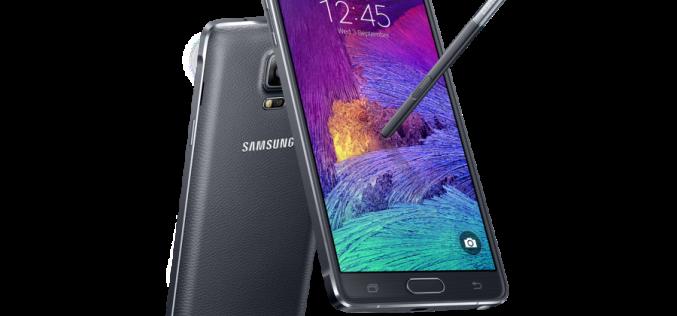 Samsung Galaxy Note 4–ն այսօրվանից վաճառվում է Հայաստանում