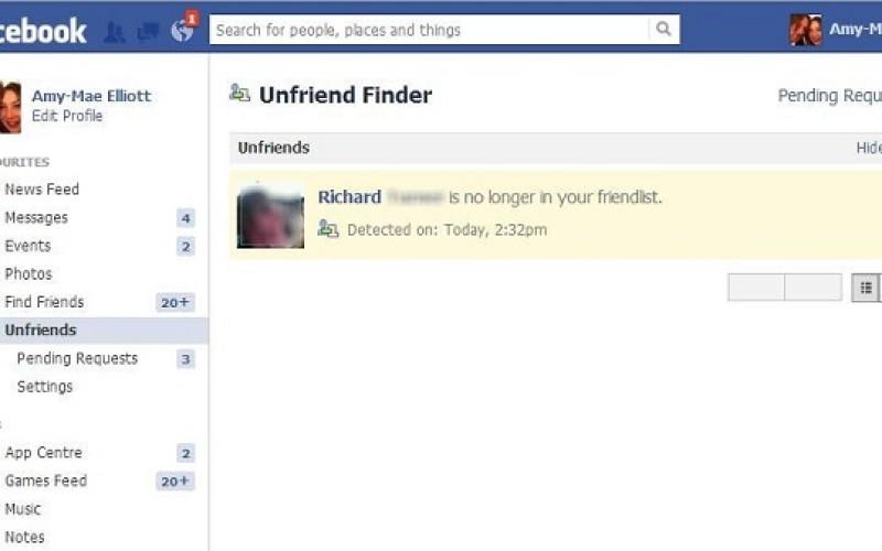 Իմացիր, թե ով է ջնջել քեզ իր ընկերներից Facebook-ում