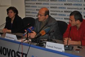 press conferance