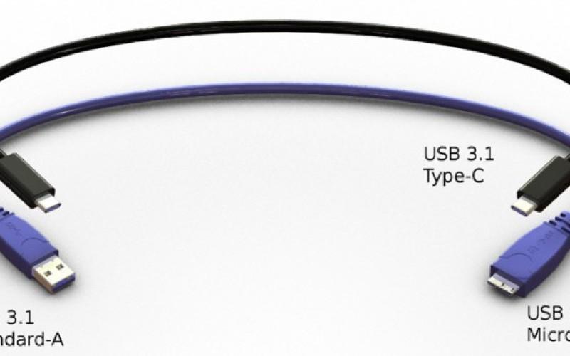 Հայտնի է, թե ինչ տեսք կունենա երկկողմանի USB 3.1-ը