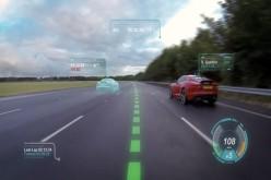 Jaguar Land Rover-ը ավտոմեքենաների դիմապակին կվերածվի էկրանի (վիդեո)
