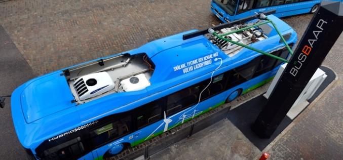Volvo-ն կփորձարկի էլեկտրոտրանսպորտի անլար լիցքավորմամբ ճանապարհներ