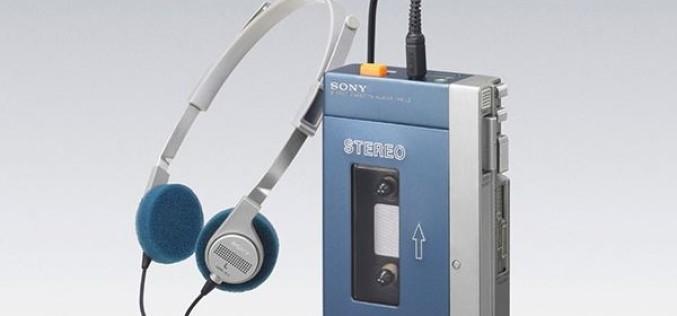 Walkman նվագարկիչները դարձան 35 տարեկան