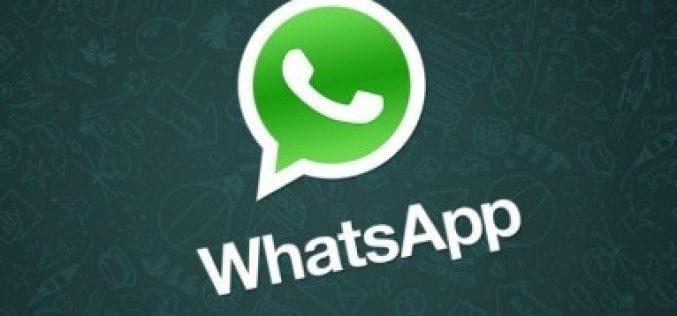WhatsApp-ում վնասաբեր հաղորդագրություն կա