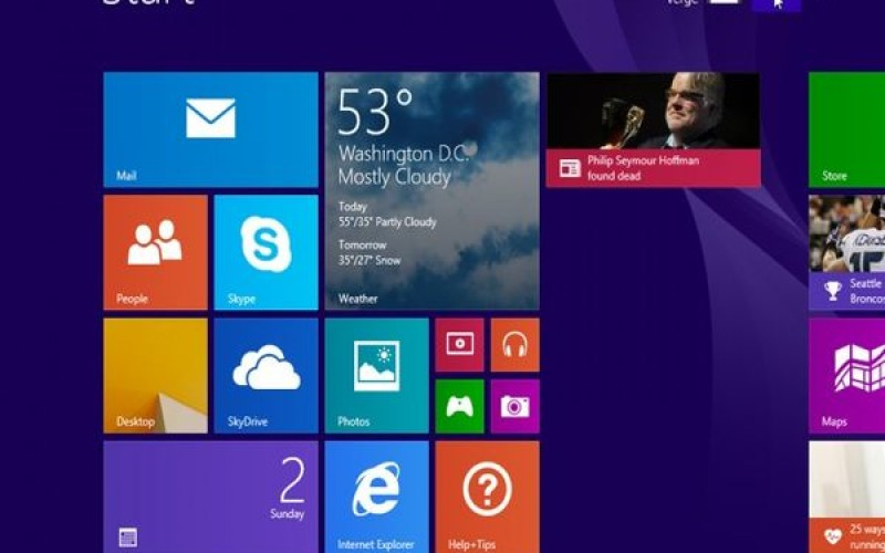 Windows 8.1-ում ավելի հարմարավետ կլինի մկնիկով աշխատելը
