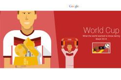 Բրազիլիայի աշխարհի առաջնությունը Google-ի տեսանկյունից
