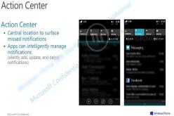 Ցանցում տարածվել են Windows Phone 8.1-ի սքրինշոթները